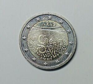 IRELAND:IRISH TWO EURO COMMEMORATIVE COIN 2019 UNC. PARLIAMENT 1919 - 2019.KM51