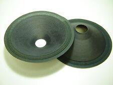 """Pr. 12"""" Paper Speaker Cones -- Recone Parts -- 1252"""