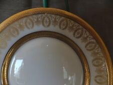 CH.Field Haviland Limoges France Bone Porcelain China Bread Butter Plate Arizona
