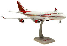 Air India - Boeing 747-400 - 1:200 - Hogan Wings 2858 - Flugzeugmodell B747 NEU