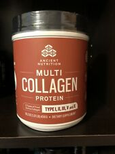 Dr. Axe Ancient Nutrition Multi Collagen Protein Powder New Free Shipping