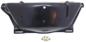 Universal Automatic Transmission Flywheel Dust Cover GM Chevy Fitzall