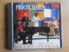 CD: PROCOL HARUM-CONQUISTADOR (Compilation), Marble Arch Rock (UK 1991)