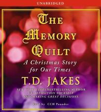 The Memory Quilt: A Christmas Story for Our Times, Jakes, T.D., Good Book