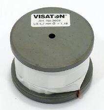 Visaton LR-Spule Ferritspule LR 10,0 mH  1,1 mm 1 Paar