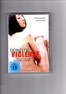 Domestic Violence - Gewalt (2008) DVD n5215
