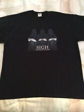 SIGH Hangman's Hymn Shirt XL,Azarath, The Chasm, Inquisition, Urgehal, Urfaust