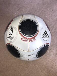 Adidas Europass Uefa Euro 2008 Finals OFFICIAL Matchball Football Fifa Approved