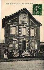 CPA Catenoy - L'Ecole des Filles (259387)