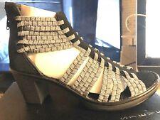 Steve Madden Elvah Pewter Shoes Size 10