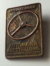 L'AIA - 35. automobilistica internazionale esposizione 1951 spilla [8924]