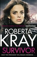 Survivor: A gangland crime thriller of murder, danger and un... by Kray, Roberta