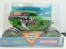 Grave Digger Bad 2 The Bone for 30 Years 2020 Spin Master Monster Jam 1:24 Truck