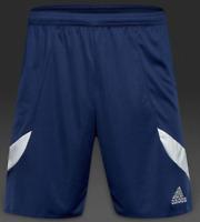 Adidas Blue Junior Boys Short Climalite Activewear Shorts UK M Medium *REF19