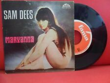 SAM DEES Maryanna 7/45 PORTUGAL UNIQUE ARTWORK FAMA NORTHERN SOUL NMINT RARE