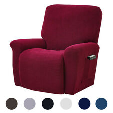 Anti-Slip Stretch Furniture Couch Chair Recliner for Lazy Boy Cover Slipcover
