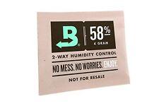 Boveda 58% RH 2-way Humidity Control, 8 gram - 10 Pack