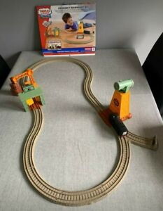 Trackmaster Emergency Search Light Set. COMPLETE with Diesel Train