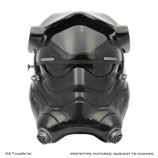 ANOVOS Star Wars TFA Tie Fighter Pilot Helmet Premier Edition 1:1 Scale NEW