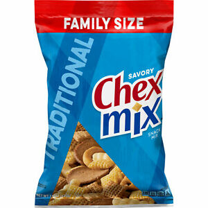 Chex Mix Snack Mix , Traditional Family Size