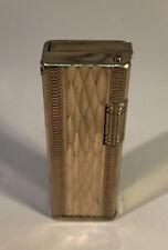 "KINGSTAR Gold Tone Refillable  Lighters 2 1/2"" x 5/8"""