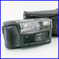 YASHICA T3 SUPER ZEISS 35mm f2.8 T* tessar compact camera film Kyocera T Scope