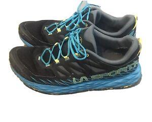 La Sportiva Lycan Men's Trail Running Shoes Trainers Size Uk 11.5 EUR 46 Blue