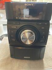 Sony Mhc-Ec69i Mini HiFi Component Stereo System Cd Player iPod Dock Read!