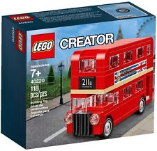 LEGO® Creator 40220 London Bus NEU OVP NEW MISB NRFB