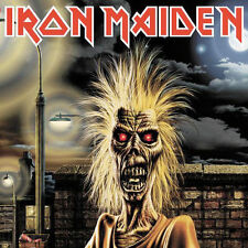 IRON MAIDEN SELF TITLED REMASTERED CD NEW
