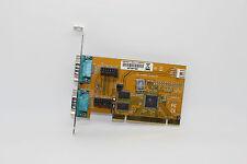 Exsys dual serial PCI tarjeta card Fujitsu celsius esprimo ex-43092-S