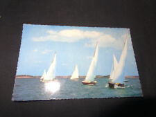 Isle of Wight Single Collectable Sailing Vessel Postcards