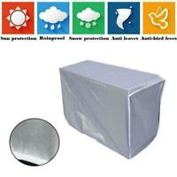 Air Conditioner Cover AC Protector Dust Waterproof H Outdoor T1Y5