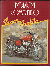 Norton Commando Super Profile Book on History Specifications Buying Road Tests +