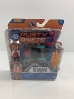 Nickelodeon Rusty Rivets – Balloon Blaster Building Set with Ruby Figure