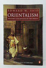 Orientalism, Western Conceptions of The Orient, Edward W. Said 0140238670