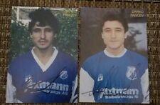 Darko Pancev (VfB Leipzig 1993/94) Fehldruck Vorabdruck Nachdruck Inter Mailand