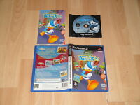 DONALD DUCK QUACK ATTACK DE UBISOFT WALT DISNEY PARA LA SONY PS2 EN BUEN ESTADO