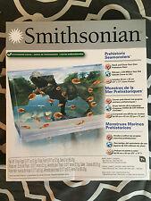 Smithsonian Prehistoric Sea Monsters Triops Aquarium Kit - NIB