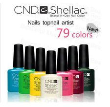 ORIGINAL CND Shellac UV Gel Nail Polish Best Gel 116 COLORS - Pick any color