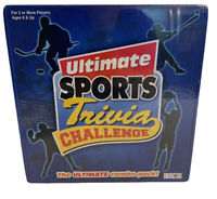 Ultimate Sports Trivia Challenge Game (The Ultimate Combo Pack!) New & Sealed!