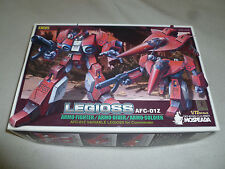 NEW LEGIOSS AFC-01Z ARMO FIGHTER MODEL KIT GENESIS CLIMBER MOSPEADA IMAI 1/72 >>
