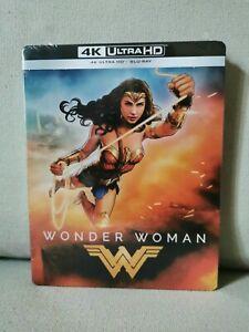 Wonder woman steelbook 4k
