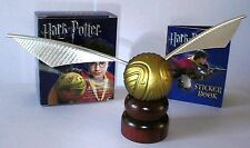 HARRY POTTER GOLDEN SNITCH QUIDDITCH KIT. GAME. TOY. PROP. MOVIE.