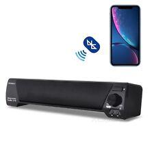TV Speakers TV Antinoise Sound Bar 2.0 Channel Speaker System Soundbar Speaker