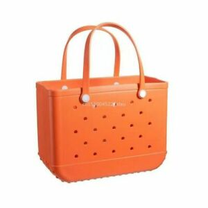 Beach Bags Waterproof Washable Tip Proof EVA Basket Durable Open Tote X Capacity