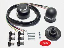 Universal E-Satz 7-polig Elektrosatz Anhängerkupplung Hängerkupplung AHK PKW 12V