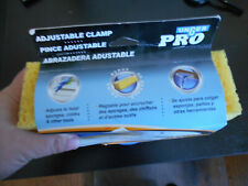 Unger Pro Connect and Clean System ADJUSTABLE CLAMP WITH SPONGE**