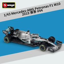 F1 MERCEDES AMG W-10 2019 Lewis Hamilton Formula 1 Car Bburago 38036H 1/43