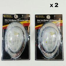 24A--GE--LOT OF 10-- 5 CARDS --Blister Pack Side Marker Light Bulb